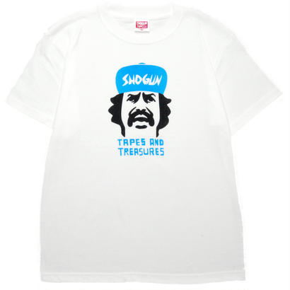 SHOGUN CHEECH T-shirt  [B.WHITE]