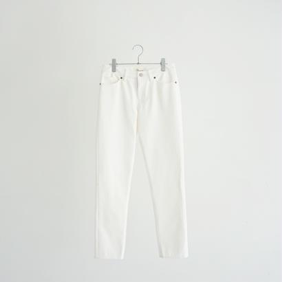 176003 ホワイトデニムパンツ