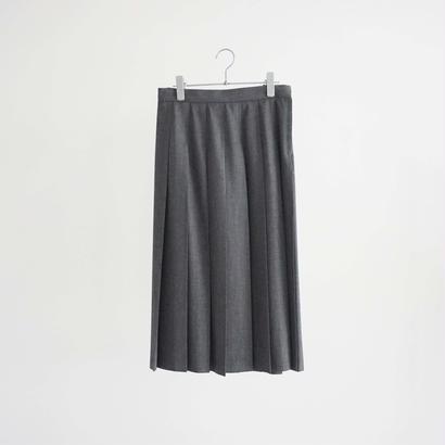 187544 プリーツスカート