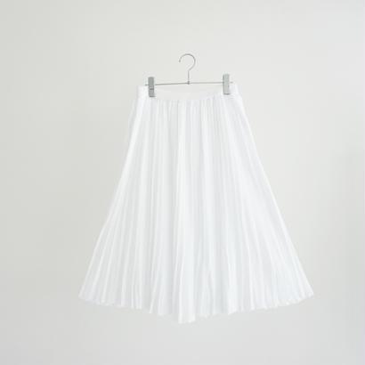 188322 コットンプリーツスカート