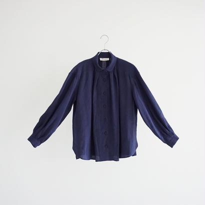 184021 ビスコースリネンシャツ
