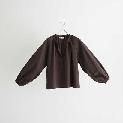 184512 ギャザーシャツ