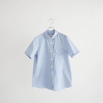 184301 ピンポイントオックスシャツ