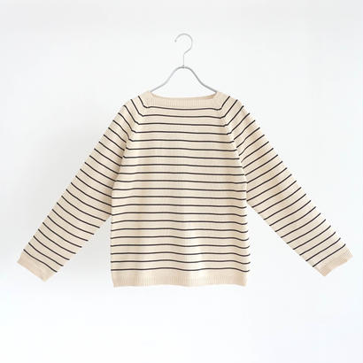 178521 SQUARE NECK SWEATER