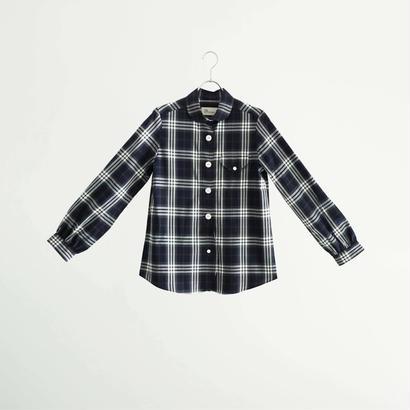 184802 タータンチェックシャツ