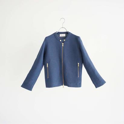 188523 ライダースニットジャケット