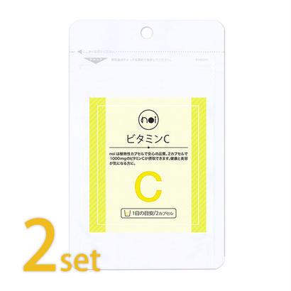 【下旬2個お届け(毎月25日頃)】noi ビタミンC 2個 定期購入カート
