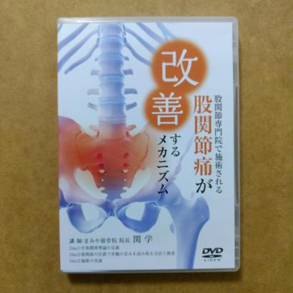 股関節痛が改善するメカニズム 関学