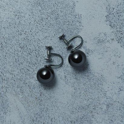 shuo11014 Onyx Earring