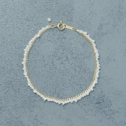 shuo 12030 Mix Pearl Bracelet