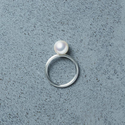 shuo13011 Tansui Pearl Ring (Mat)