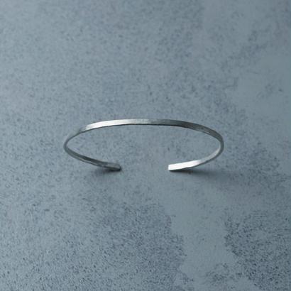 shuo14008 Silver Bangle(M)
