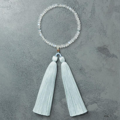 shuo16007 Juzu(Moonstone×Light blue) 女性用