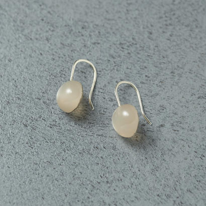 shuo16026 Orange Moonstone Piercing