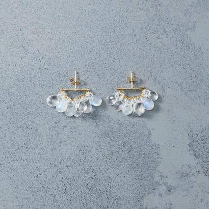 shuo13004  Moonstone Piercing