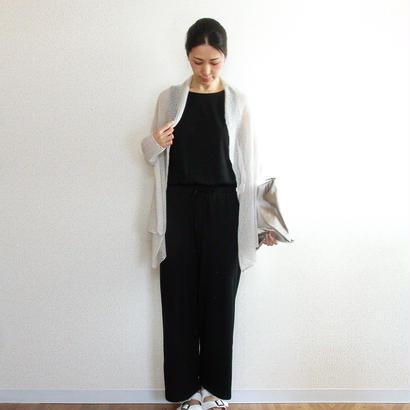 ◆即納◆Rigel[リゲル] 袖付きストール / アイシー・グレー