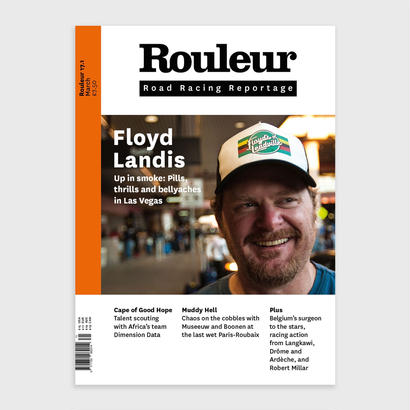 Rouleur Magazine issue 17.1