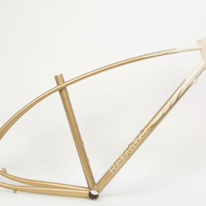【Retrotec】Twin-Top Disc CX / Oyster & Gold 430