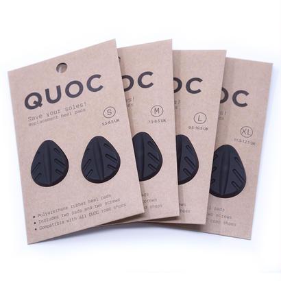 [QUOC] Replacement Heel Pads