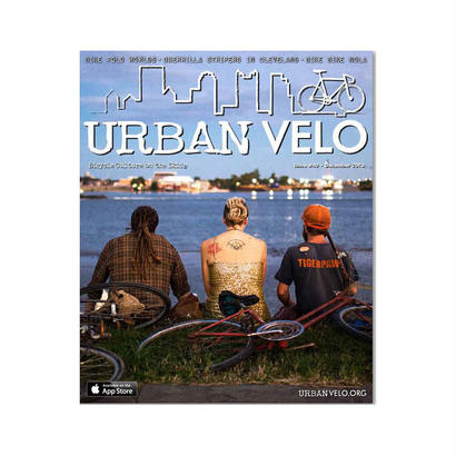 Urban Velo issue #40