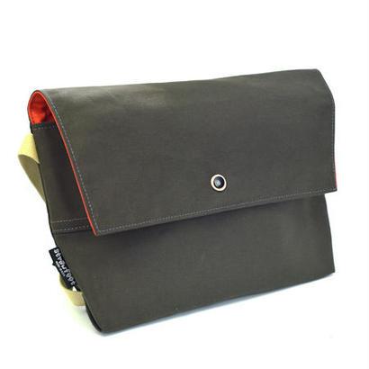 [Strawfoot] Lined Shoulder Bag