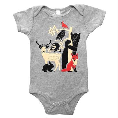 [Gnome Enterprises] Print Baby Onesie