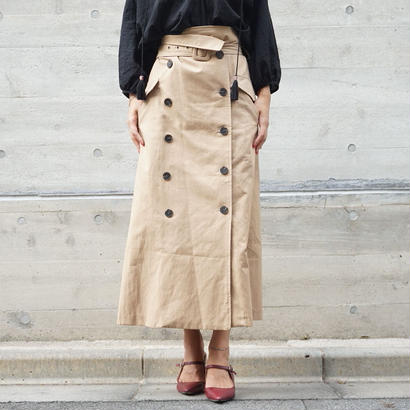 FRENCH HIGH WAISTE SKIRT【予約販売】