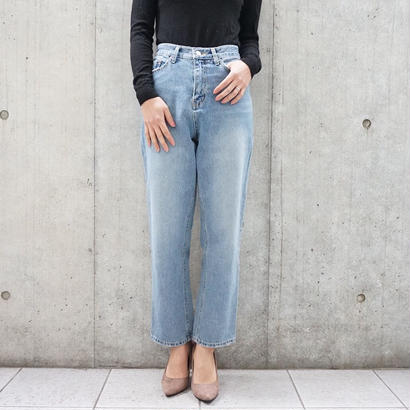HIGHWAIST WIDE DENIM