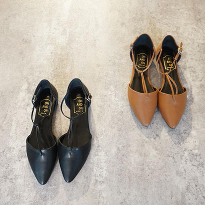 DESIGN FLAT PUMPS