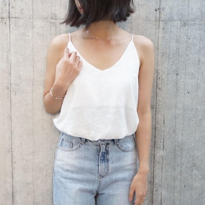 LINEN TOUCH BASIC CAMISOLE