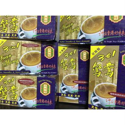 【香港☆大排檔星級版】3in1(3合1)鴛鴦  / 更香・更濃・更滑 10袋/1BOX