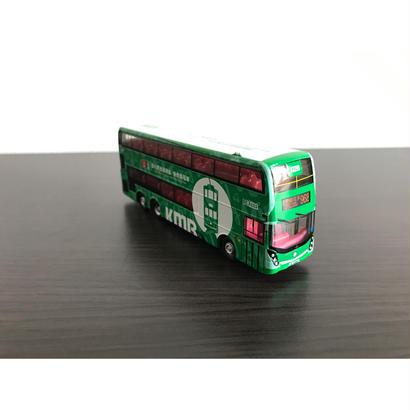 【香港☆TINY】トラムなの?バスなの? / 香港電車色彩バスです!KMB ADL Enviro500