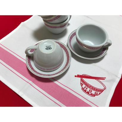 【香港☆中国制造】キッチュな模様のティーカップ  /  色々使用できます