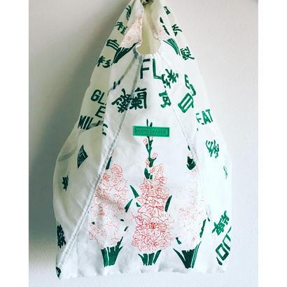 ☆Handmade☆【香港・URBAN CAMPER】おすすめです! あずま袋 /  特等根白粉