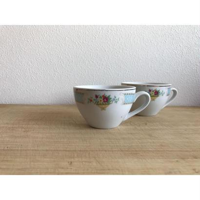 【香港☆藍梅】茶杯   / 中国制造のティーカップ