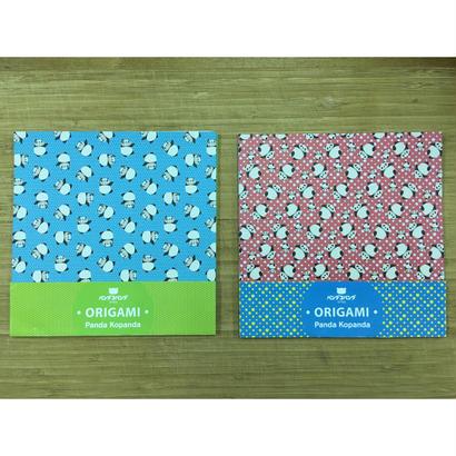 🉐SALE【香港☆折り紙】パンダコパンダ・ORIGAMI /  アート2種類