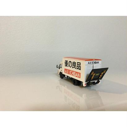 【香港☆Truck】<優の良品>ミニチュア /   AJI ICHIBAN 働く自動車