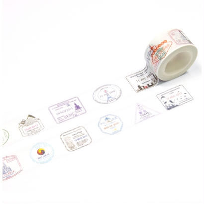 Passport Stamps☆旅行印記【Hong Kong Others】