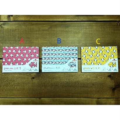 🉐SALE【香港☆私語(お手紙)】 パンダコパンダ / 3designs /60sheets 3種類