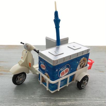 【香港☆Ice Cream Moto】ミニカー /  アイスクリームモーター