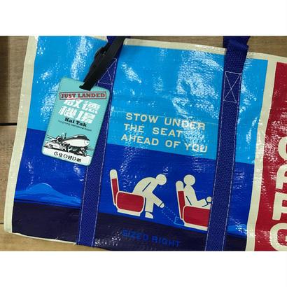 【香港☆G.O.D.】Kai Tak・啓徳機場 /  Luggage Tag