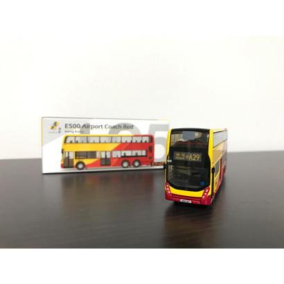【香港☆A29巴士】E500 Airport Coach Red / 合金車仔巴士・ 機場快線