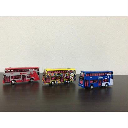 【香港☆80M 巴士店】(限定)ウルトラマン巴士 /   ULTRAMAN BUS 3種類