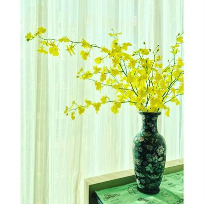 【香港☆中国景徳鎮】エレガント!!シノワな花瓶  /  お部屋のアクセントに!
