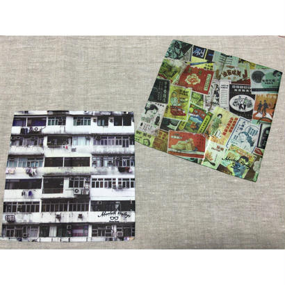 【香港☆absolute-vintage】Cloth 眼鏡・携帯電話用 / 2種類 ビニール袋入り
