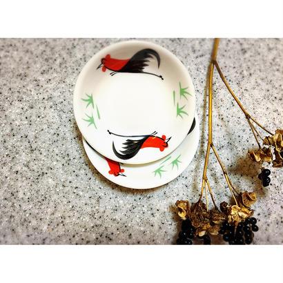 【香港☆ 雞 食器】  皿(豆皿) /  2枚=1set