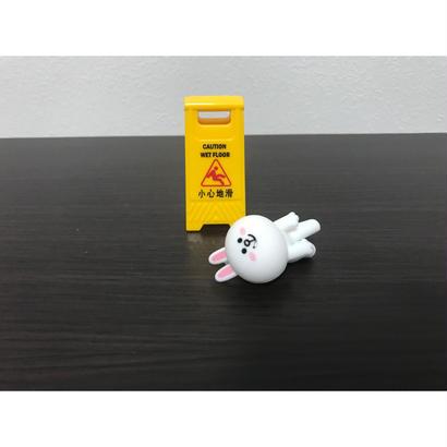 【香港☆CAUTION】☆NEW☆Sign Clip+Magnet(箱入り) / 4種類入っています