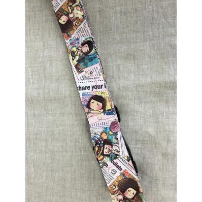 【香港☆Chocolate Rain】 Fatina☆Luggage strap  / Perfect for traveling