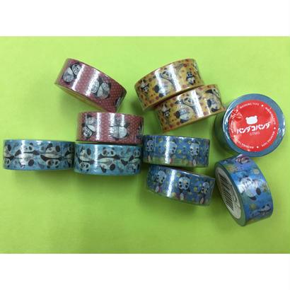 🉐SALE【香港☆紙膠帯】 パンダコパンダ / マスキングテープ5種類