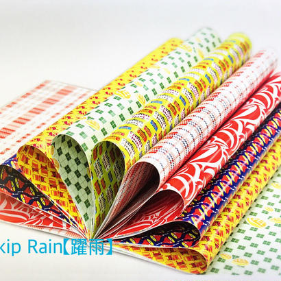 【Dreamy☆包装紙】香港柄 / Gift Wrapping Paper Book